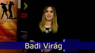 Csomópont-Arany Violin Énekverseny 2017-Döntősök