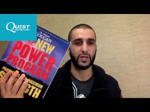 Fitness and Nutrition for Martial Arts - Firas Zahabi