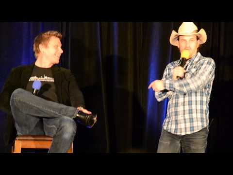 Mark Pellegrino And Richard Speight Jr.
