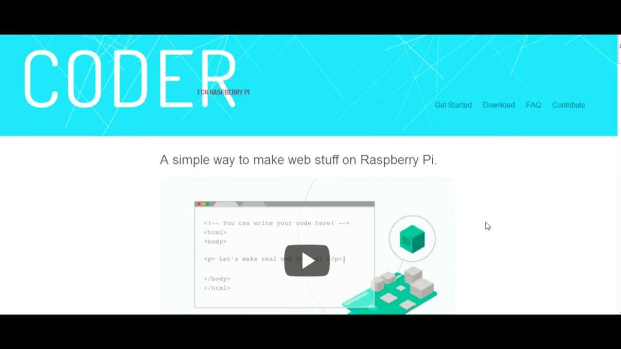 Raspberry pi google coder youtube malvernweather Image collections