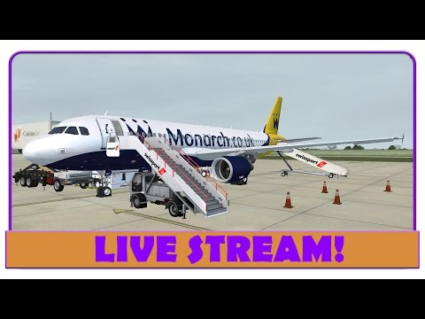 Monarch EGBB-LEPA-EGBB