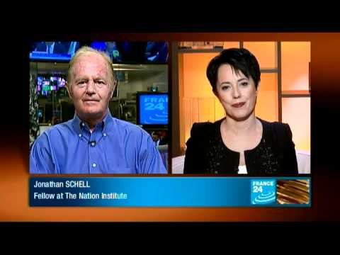 FRANCE 24 The Interview - Jonathan SCHELL, fellow at The Nation Institute