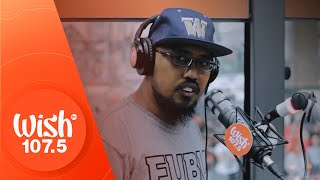 "Zaito performs ""Tagumpay"" LIVE on Wish 107.5 Bus"