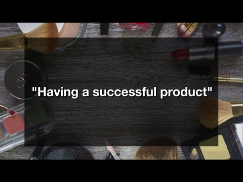 So you want your own Successful Cosmetics Brand? Watch this first!