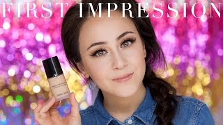 First Impression | Giorgio Armani Luminous Silk Foundation | Hatice Schmidt