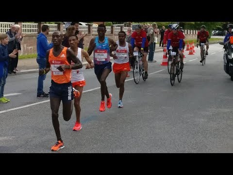 Hamburg Marathon 2018 – FULL RACE