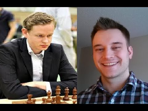 Match vs. GM Jan Gustafsson [Dual Commentary]