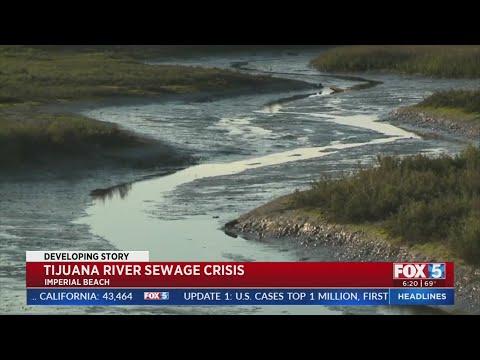 Tijuana River Sewage Crisis