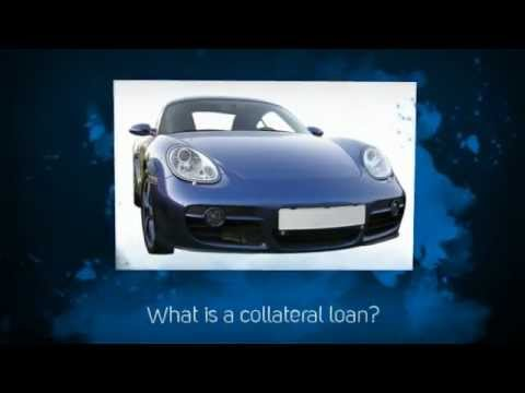 What is a Collateral Loan? - from LoanGoGo