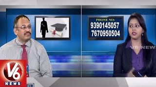 Study MBA in Business School l Synergy School of Business l Career Point l V6 News (19-06-2015)