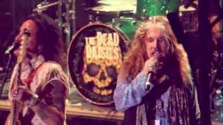 Смотреть клип The Dead Daisies - Midnight Moses