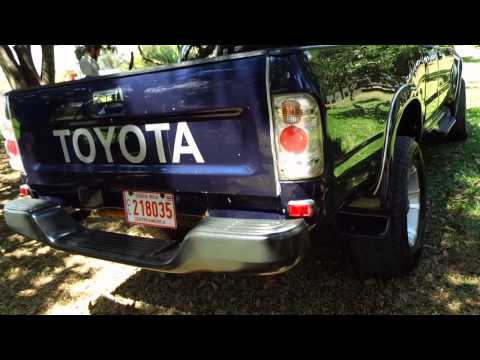 TOYOTA HILUX 1999 MANUAL 2.8 4X4 EXTRACAB