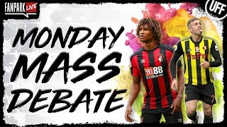 There is NO title Race | Jose out talk is Boring! | Is Gary Neville Lying? - Monday Mass Debate