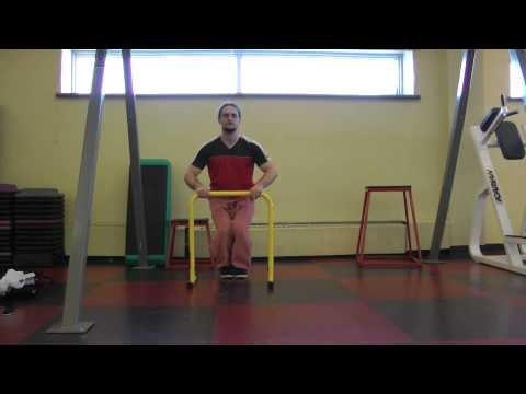 Multiple Sclerosis Simple Yoga Leg Exercises