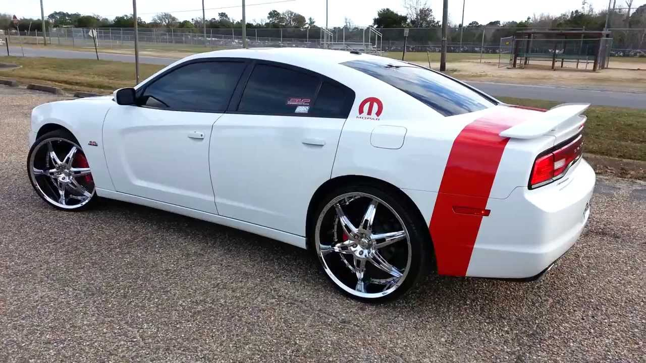 2011 Dodge Charger Rt 24 S Youtube