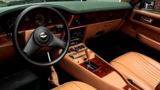 1988 Aston Martin V8 Volante Automatic   Hexagon Classics