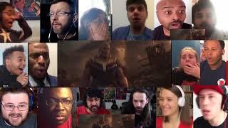 """Реакция БЛОГЕРОВ на трейлер """"Мстители: Война Бесконечности"""""""