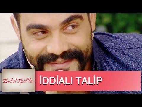 Zuhal Topal'la  12. Bölüm (HD) | Birkan, İddialı Talibine Ne Cevap Verdi?