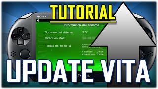 PS Vita: Actualizar Consola a Versión Específica (Subir Versión por PC) - QCMA