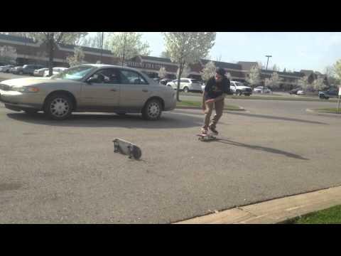 Corey Anderson Skateboarding