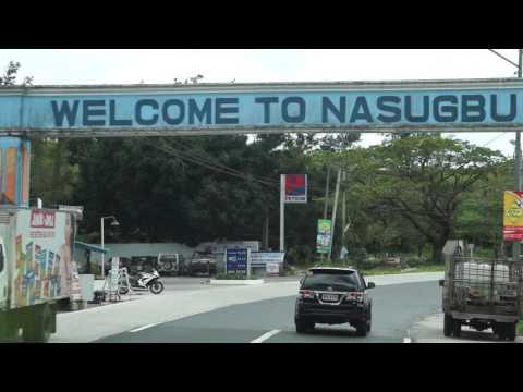 philippines, road trip to nasugbu tagaytay