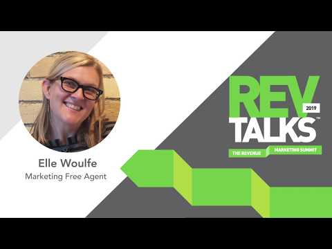 From Brand to Demand | Elle Woulfe at REVTalks 2019