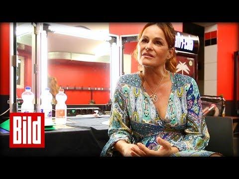 Andrea Berg backstage - Ihr letztes Interview (vor dem Konzert)