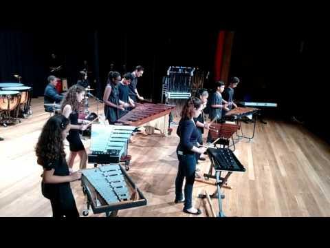 Grupo de Percussão Guri  /  Asa Branca - Luiz Gonzaga (instrumental)