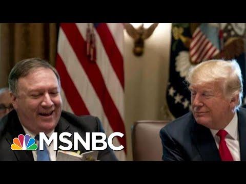 Mike Pompeo Urged Trump To Kill Gen. Qassem Soleimani: Report | Morning Joe | MSNBC