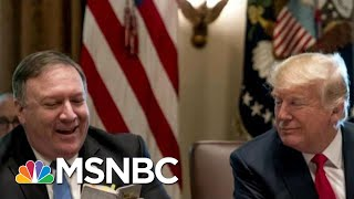 Mike Pompeo Urged Trump To Kill Gen. Qassem Soleimani: Report | Morning Joe | MSNBC