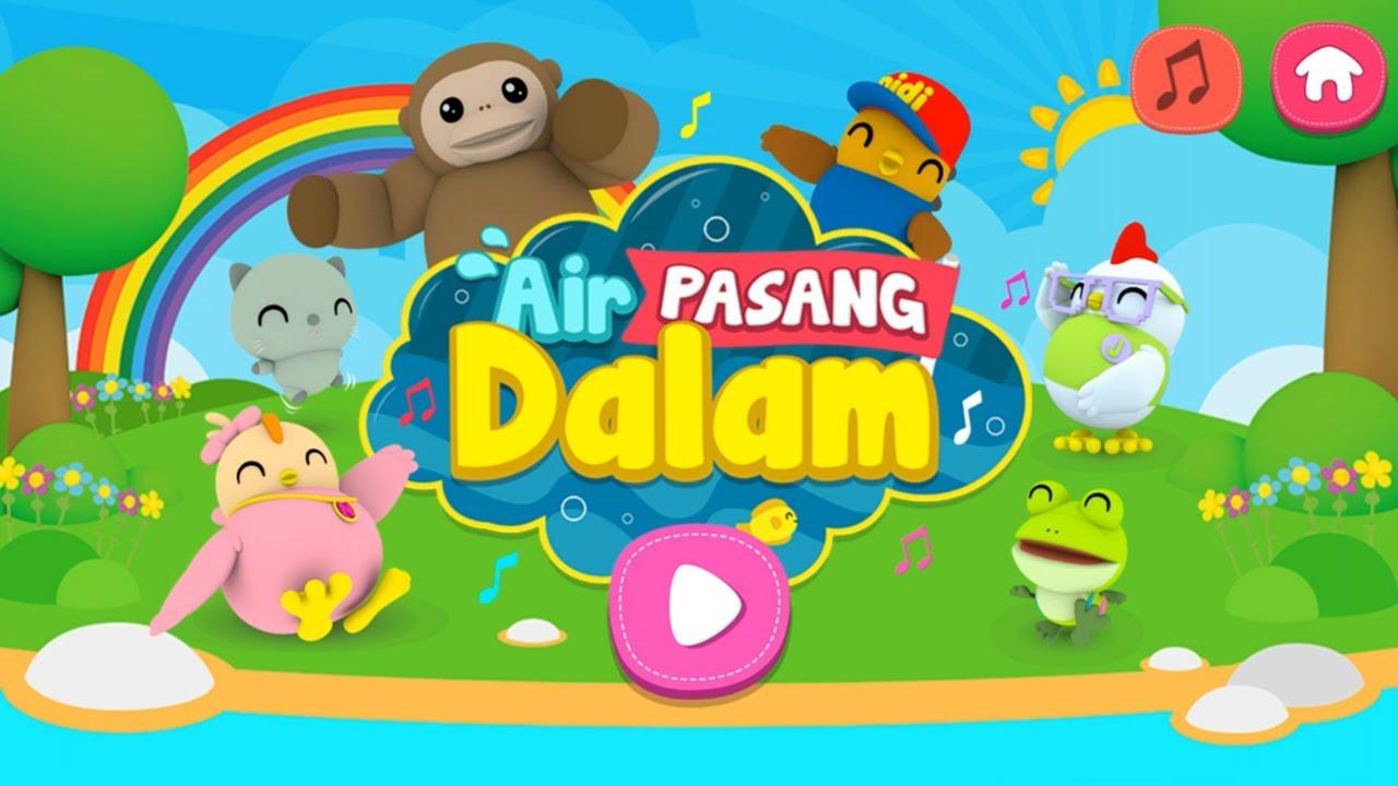Download Didi and Friends Playtown Air Pasang Dalam