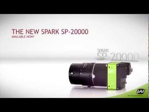 Industrial Camera Singapore - Spark SP- 20000