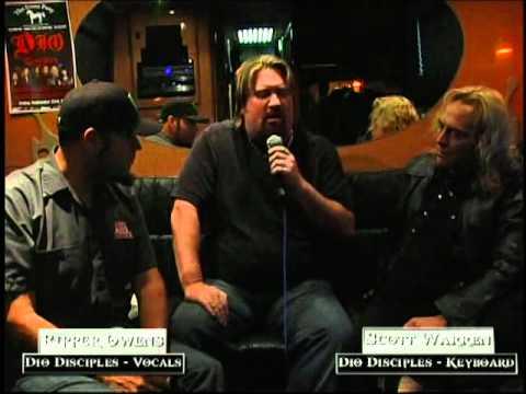 Front Row #19 | Dio Disciples | Ripper Owens & Scott Warren