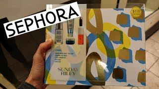 SHOP WITH ME SEPHORA SKIN CARE| DR DRAY Video