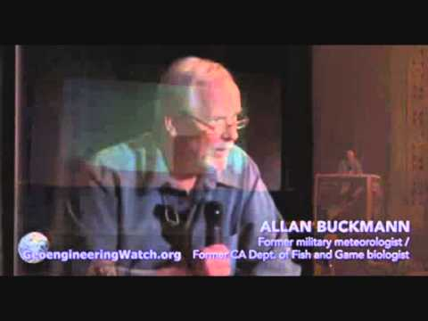 Former Military Meteorologist - Allan Buckmann - SPEAKS OUT