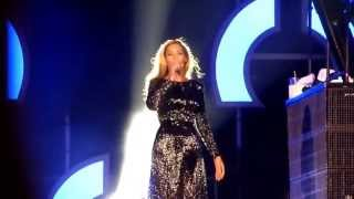 I Will Always Love You - Beyonce - Chime for Change - Twickenham Stadium, London - 1st June 2013