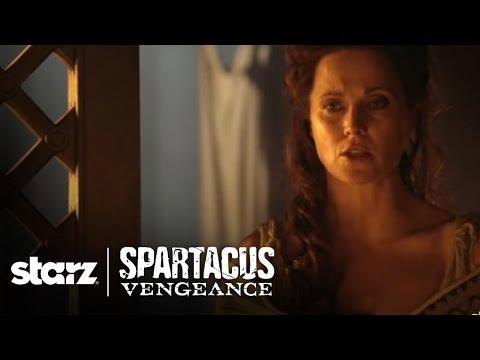 Spartacus: Vengeance  The Women of Spartacus  STARZ