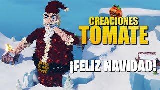 Felices Fiestas! - Creaciones Tomate - Episodio 3