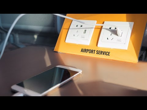 News Around The Lone Star State - FROM KCEN - Do public USB ports steal your information?