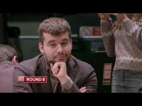 2017 London Chess Classic: Round 8 Recap