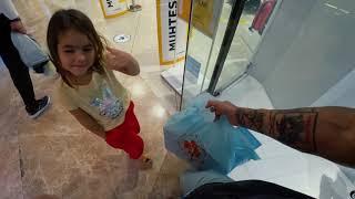 Анталия Немного шоппинга в черную пятницу Покупки для детей