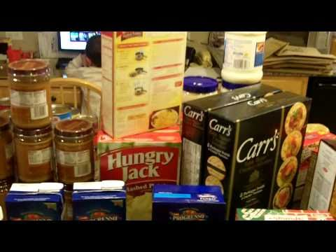 EXTREME COUPONING FREE GROCERIES – how to –  using coupons