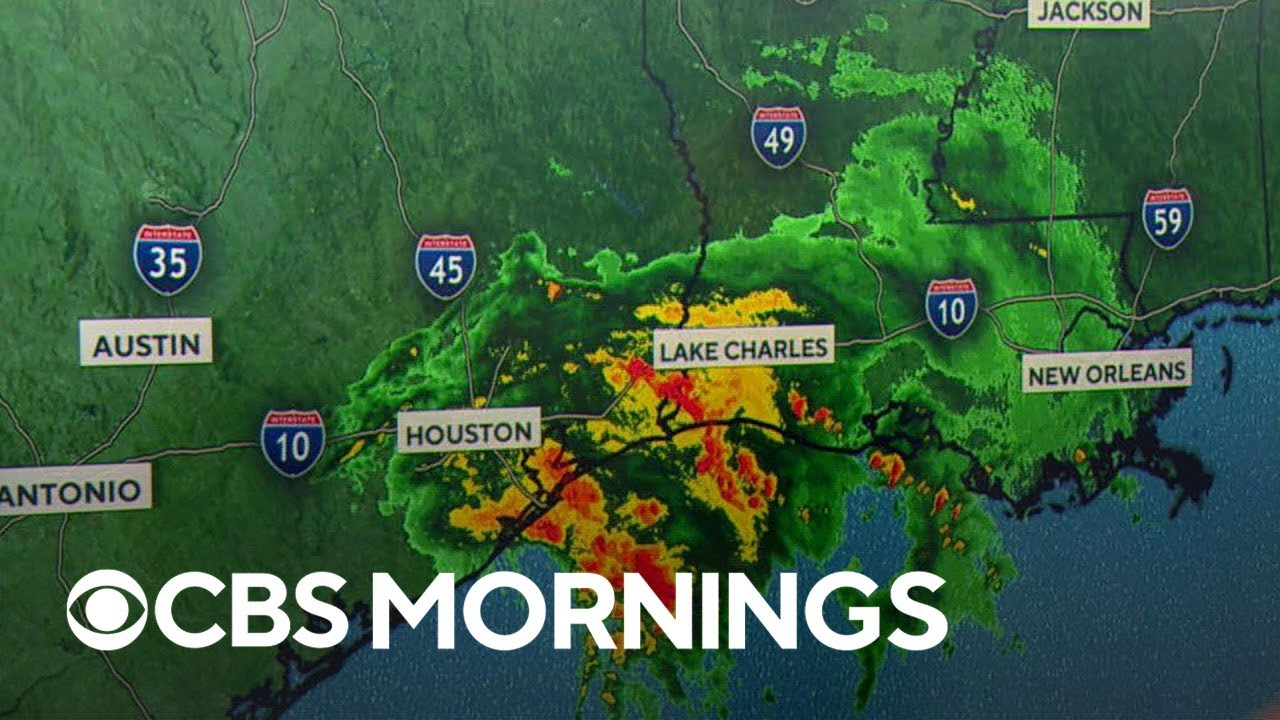 Download Nicholas to bring dangerous flooding to Northeast Texas and Louisiana