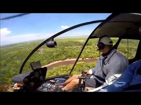 Heli Fishing - Northern Territory