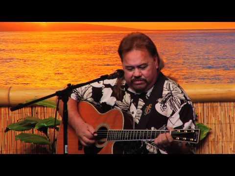 """Heiau"" @SlackKeyShow Sonny Lim Hawaiian Slack Key Guitar Master"
