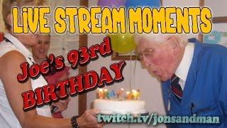 arma 3 life live stream moments a3l joe s 93 birthday
