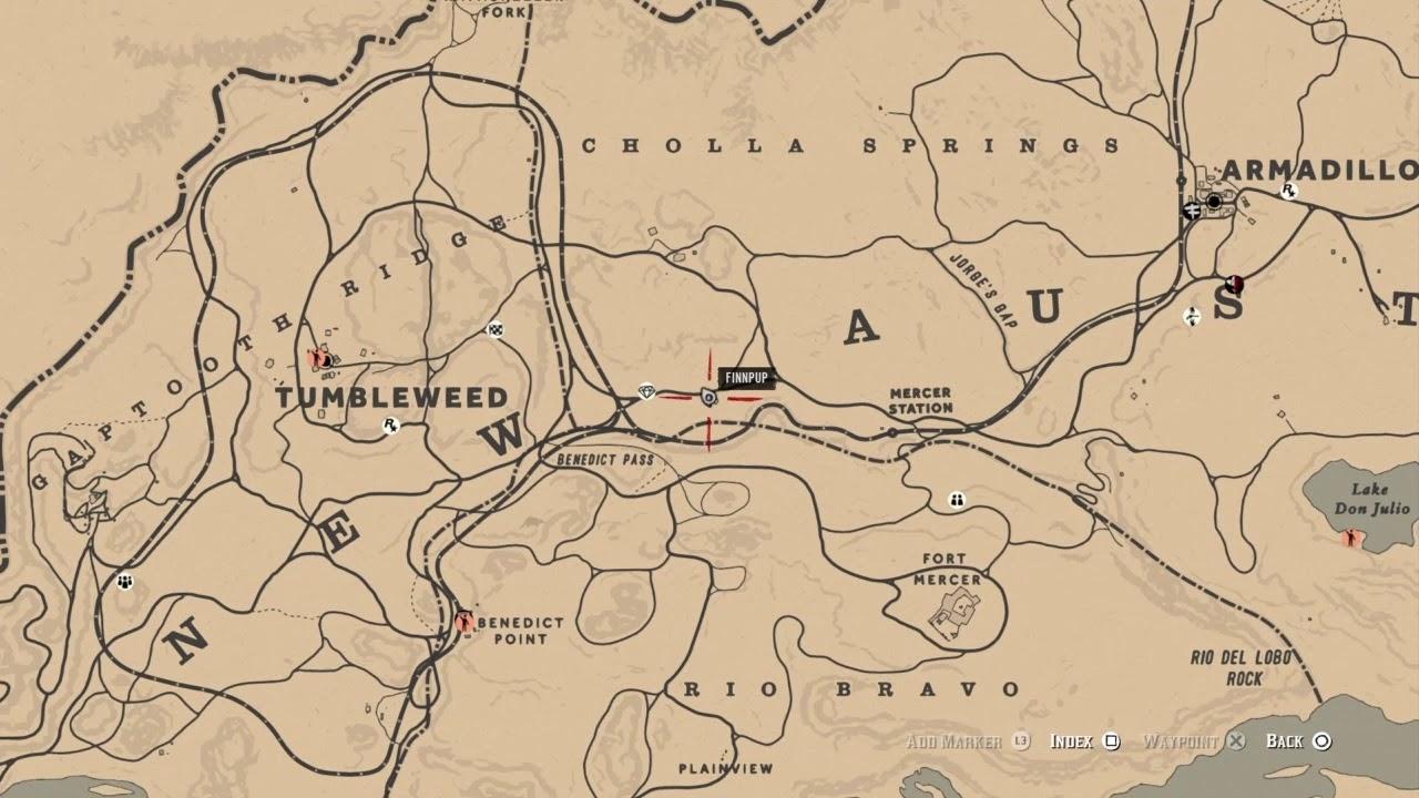 red dead redemption 2 online red sage location