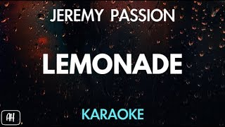 Jeremy Passion - Lemonade (Karaoke/Ukelele Instrumental)