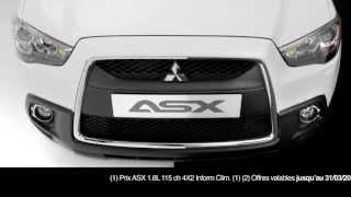 Mitsubishi ASX - Spot TV Thumbnail