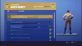 *NEW* CHALLENGES, REWARDS AND OBJECTS *FREE* by JOHN WICK in FORTNITE RexiRexi728
